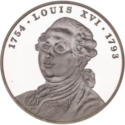 Médaille argent Bicentenaire de la Révolution Française
