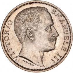 Italie - 2 lires Victor Emmanuel III 1902 R