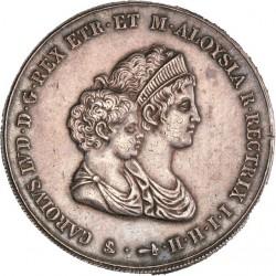 Italie - Toscane - 10 lires 1807