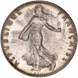 50 centimes Semeuse 1915 - MS