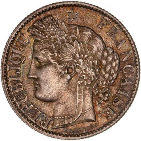 2 francs Cérès 1895  A
