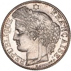 50 centimes  Cérès 1895 A