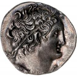 Tétradrachme de Ptolémé VIII (Royaume Lagide)