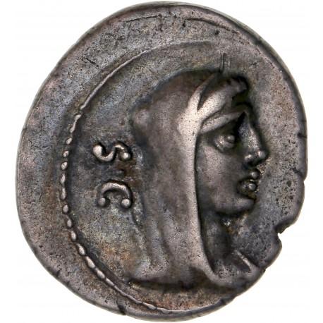 République Romaine - Denier Sulpicia
