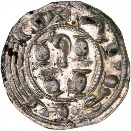 Languedoc - denier du vicomté d'Albi
