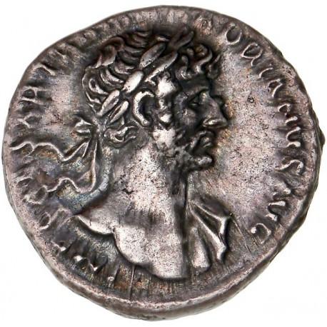 Denier d'Hadrien - Rome