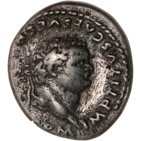 Denier de Titus - Rome