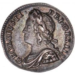 "Grande Bretagne -  1 penny ""Maundy"" 1729"