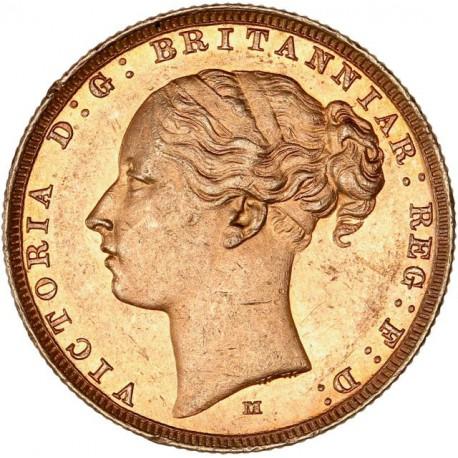 Australie - Souverain 1883 M