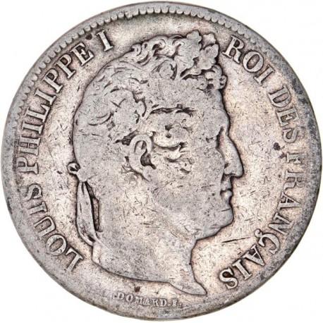 5 francs Louis Philippe Ier 1831 BB