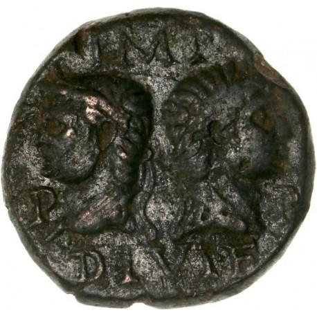 Dupondius de Nîmes (Type 4)