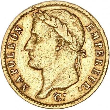 20 francs Napoléon Ier - 1811 A