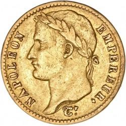 20 francs Napoléon Ier - 1813 A
