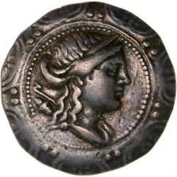 Macédoine - Tétradrachme d'Amphipolis