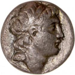 Royaume séleucide (Syrie) - drachme d'Antiochus VII Sidetes