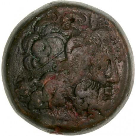 Royaume Lagide - Tétrobole de Ptolémée III