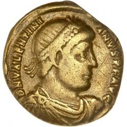 Solidus de Valentinien Ier - Nicomédie