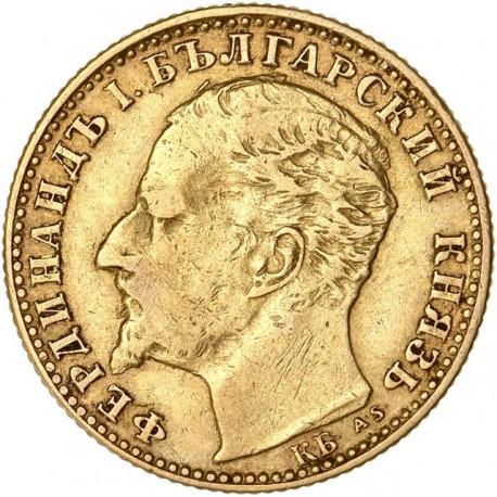 10 Leva Ferdinand Ier 1894
