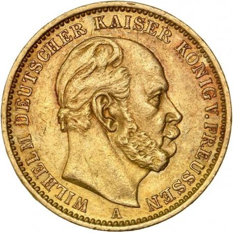 Allemagne - Prusse - 20 mark 1877
