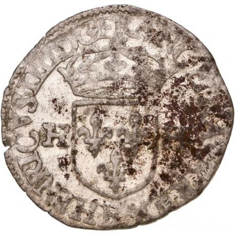 Henri IV - Douzain aux H - 1594 F Angers