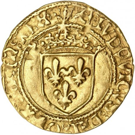 Louis XII - Ecu d'or - Bayonne