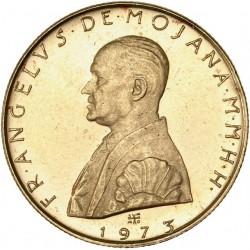 Malte - 5 scudi 1973