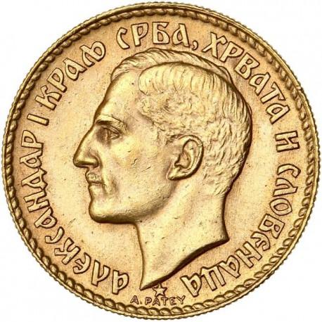 Yougoslavie - 20 dinara 1925