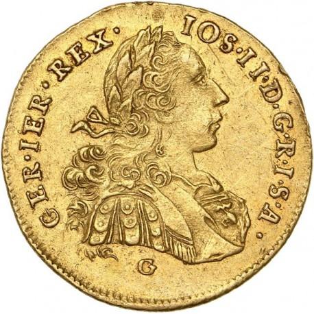 Autriche - 1 ducat 1778 G