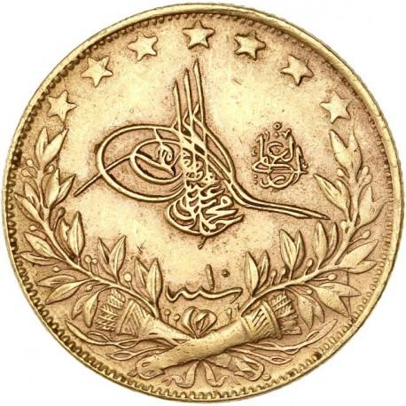 Turquie - 100 Kurush 1327 (an10)