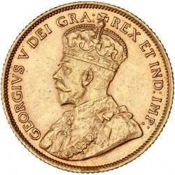Canada - 5 dollars 1912