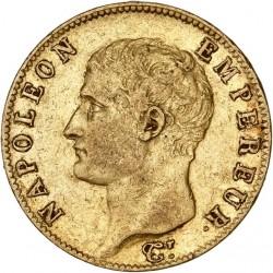 20 francs Napoléon Ier an 14 A (1805)