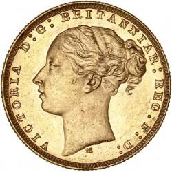 Australie - Souverain 1880 M