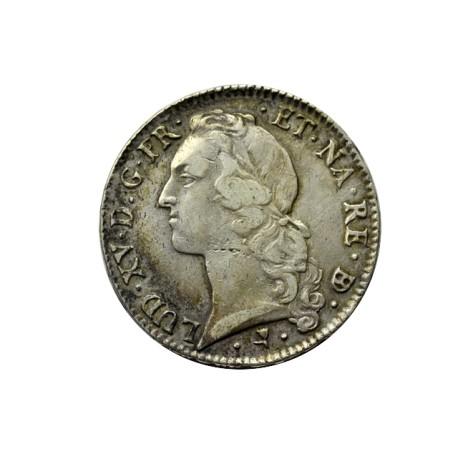 Louis XV - Ecu au bandeau - 1767 Pau