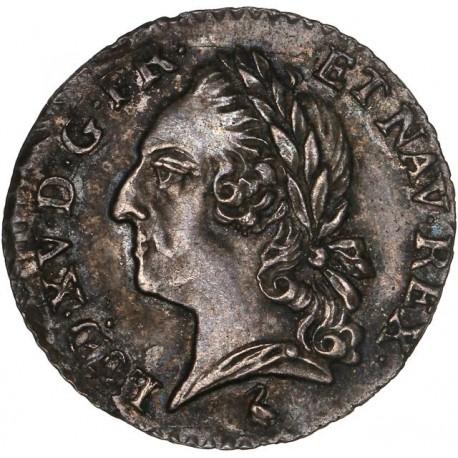 Louis XVI - 1/20ème d'écu 1779 A