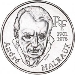 100 francs Malraux 1997