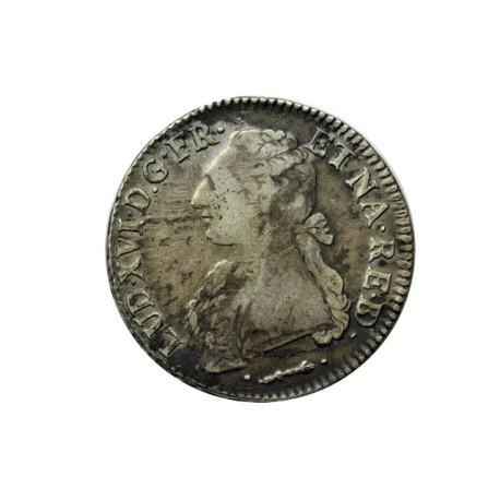 Louis XVI - Ecu aux lauriers - 1779 Pau