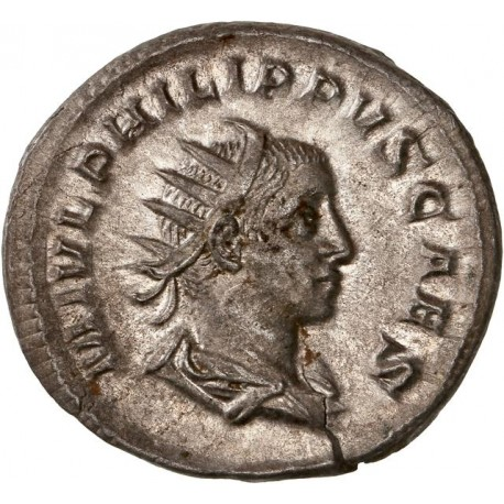 Antoninien de Philippe II  - Rome
