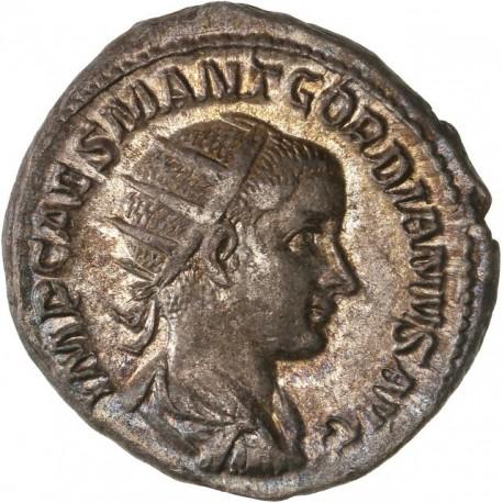Antoninien de Gordien III - Rome