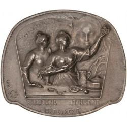 Médaille de la chambre syndicale de Bijouterie - Joaillerie - Orfèvrerie de Paris