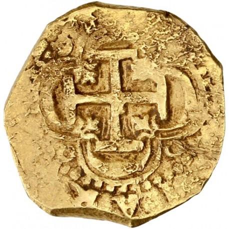 Espagne - Double escudos de Philippe III - Séville