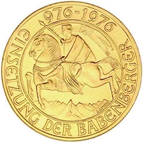 Autriche - 100 Shilling 1976