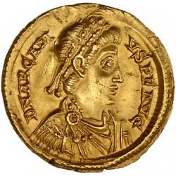 Arcadius - Solidus de Milan.