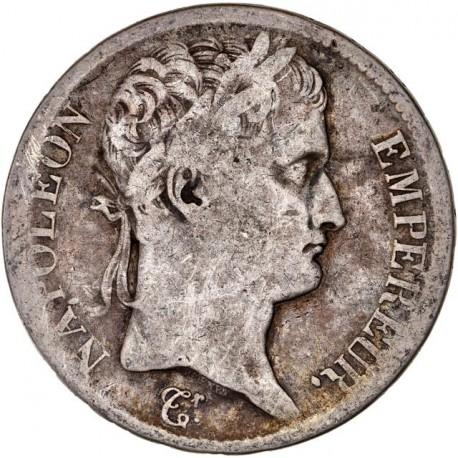 5 francs Napoléon Ier 1811 W