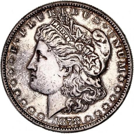 Etats Unis d'Amérique - 1 dollar 1878 S