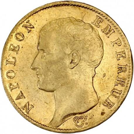 40 francs Napoléon Ier - AN 13 A