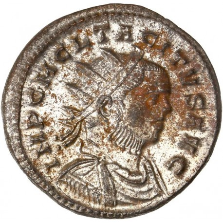 Antoninien de Tacite  - Ticinium