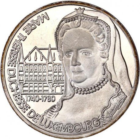 Luxembourg - 25 écu 1994