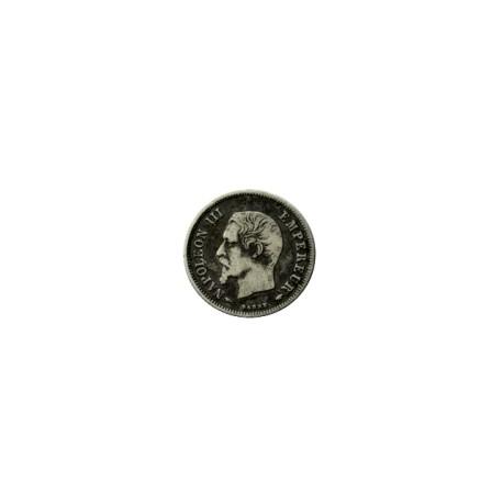 20 centimes Napoléon III 1853 A