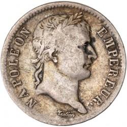 1 franc Napoléon Ier 1808 A