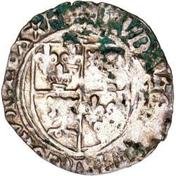 Louis XII - Blanc à la couronne du Dauphiné - Romans